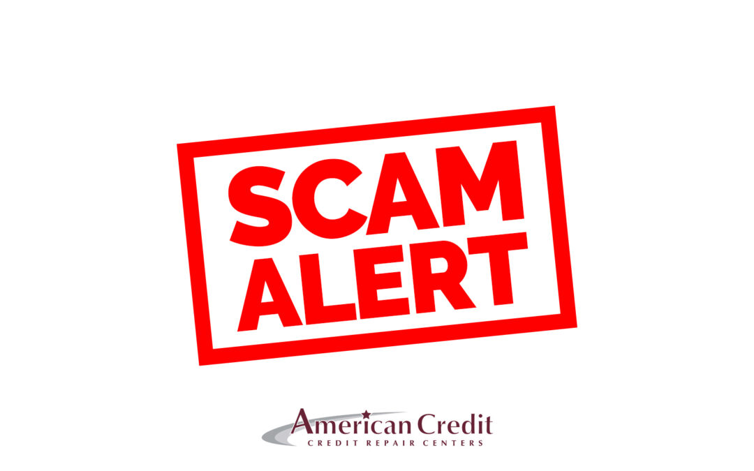 Credit Repair Scams to Look Out For