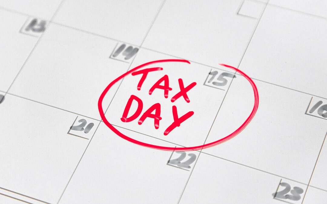 Tax Day: 2021 Tips