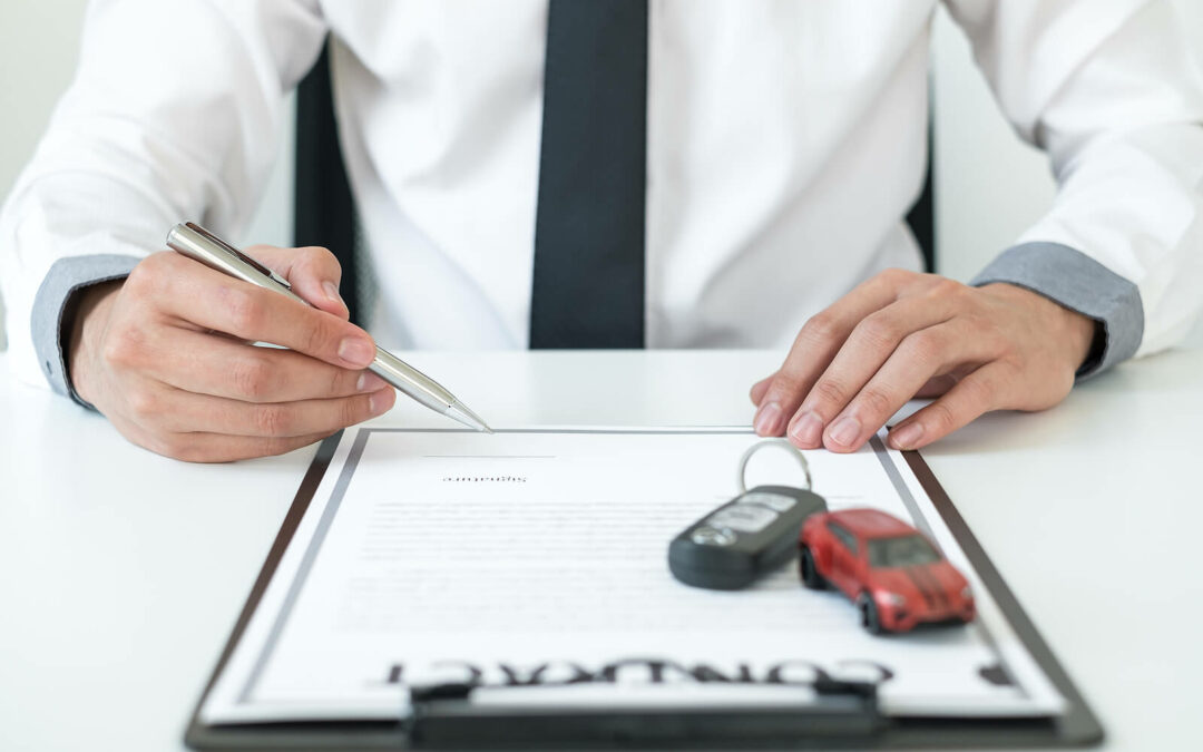 How You Can Lease a Car with Bad Credit